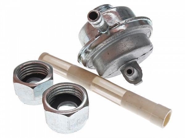 Petrol faucet, vacuum (M14x1 / M16x1.50)