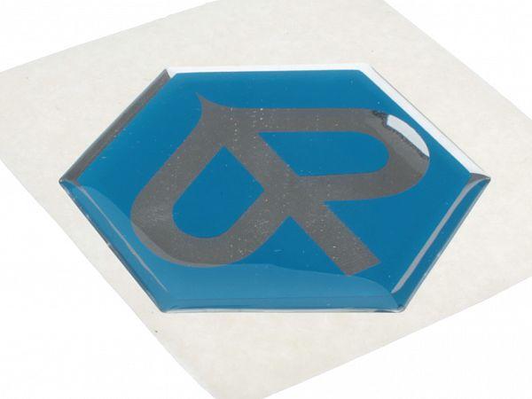 Piaggio logo, sekskantet - originalt