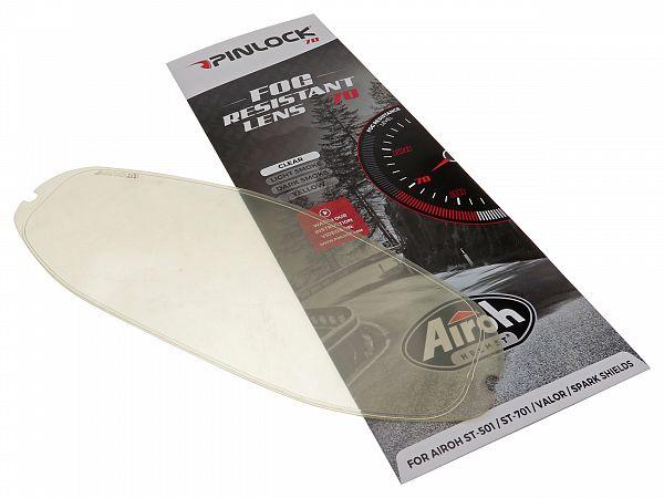 Pinlock Antifog indsats til Airoh Valor/Spark/ST501/ST701