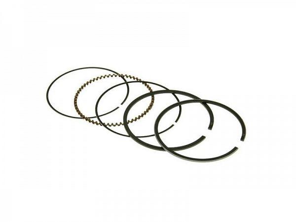 Piston rings - Naraku standard 50ccm