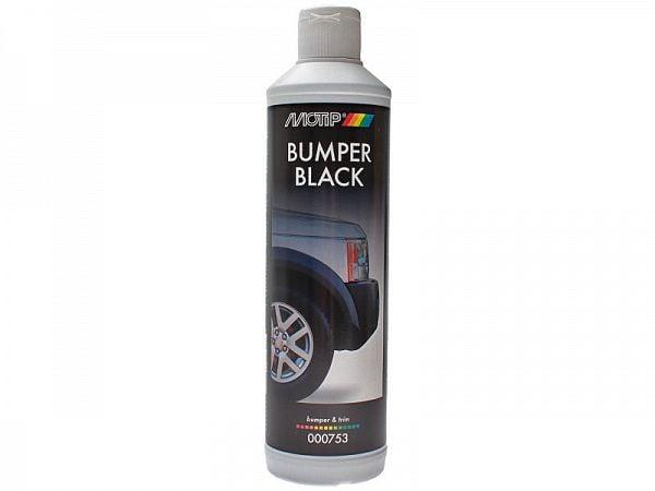 Pleje - MoTip Bumper Black, 500ml
