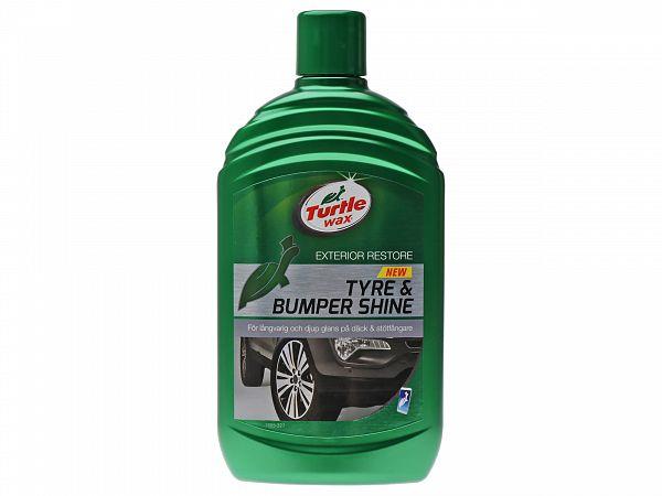 Pleje - Turtle Tyre & Bumper Shine 500ml