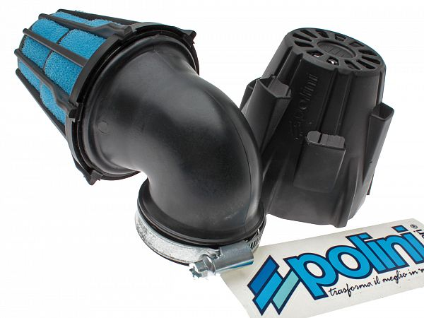 Power filter - Polini CP 90º (46mm)