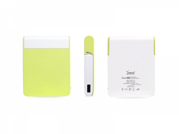 Powerbank, 7.000mAh - 2.0A