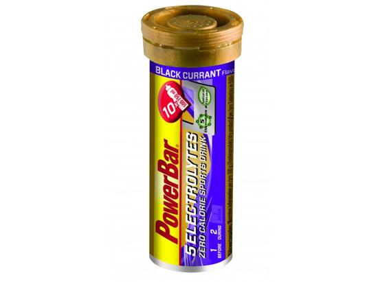 PowerBar Elektrolyttabs Black Currant, 10stk