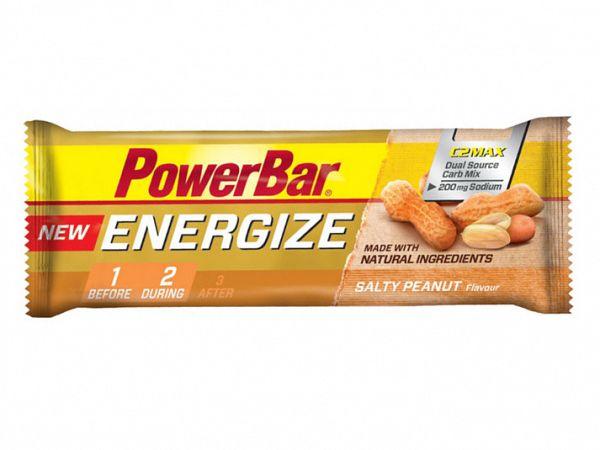 PowerBar Energize Salty Peanut Energibar, 55g