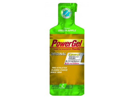 PowerBar Original Powergel Green Apple Energigel, 41g