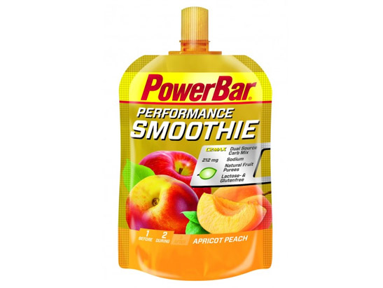 PowerBar Performance Smoothie Abricot/Peach 90 g