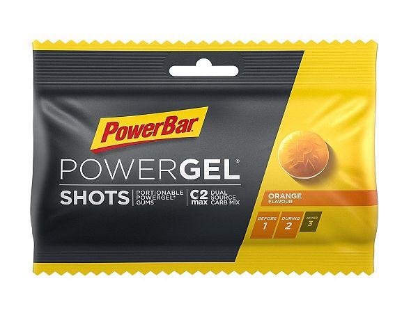PowerBar PowerGel Orange Wine Gummies, 9 pcs