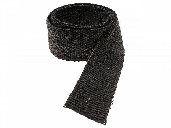 Powerwrap - NoEnd - 3 meters incl. straps - black