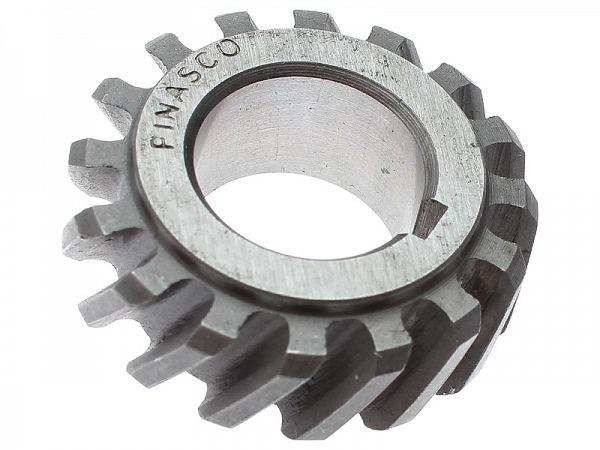 Primært tandhjul på krumtap - Pinasco