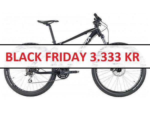 black friday børnecykel