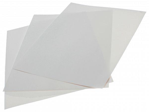 Protective foil 3 sheets 23x33cm