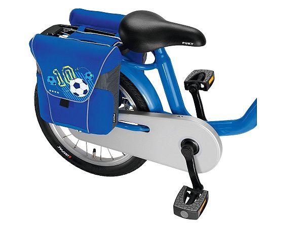 "Puky blå Cykeltasker, 12-18"""