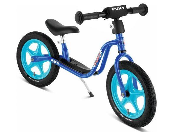 Puky LR 1 Løbecykel - fra 90 cm - blå