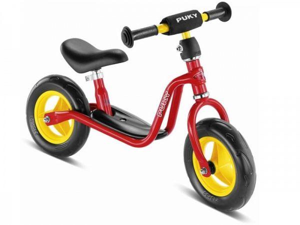 Puky LR M Løbecykel - fra 80 cm - rød