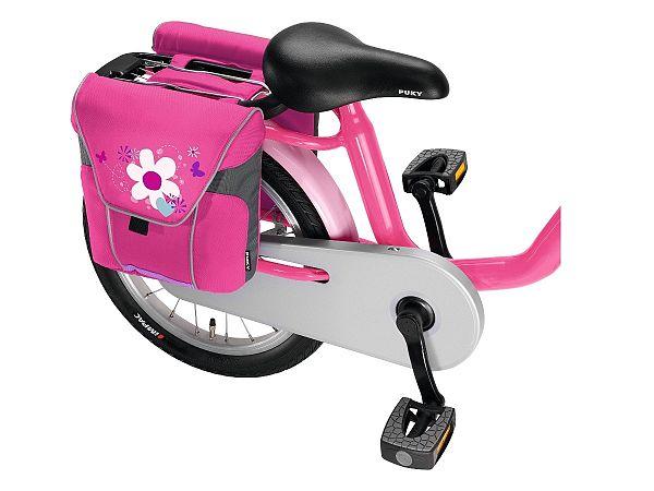"Puky pink Cykeltasker, 12-18"""