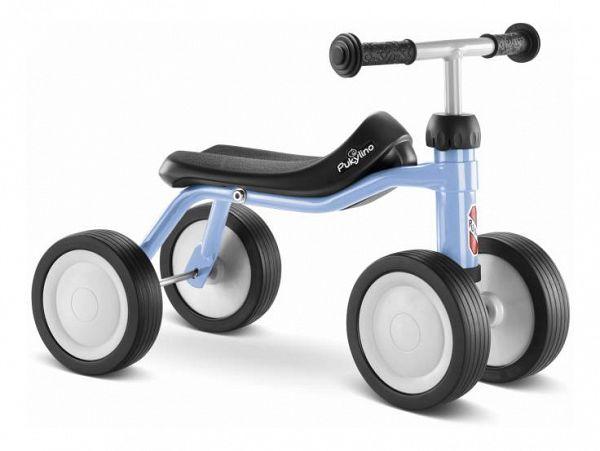 Puky PUKYlino Løbecykel - fra 75 cm - blå