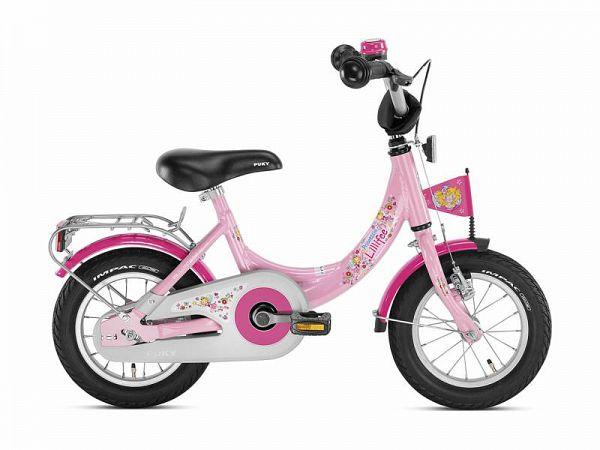 "Puky ZL 12-1 Alu Lillifee 12"" lyserød - Pigecykel - 2019"