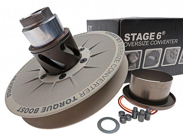 Pulleys - Stage6 R / T CVT Oversize