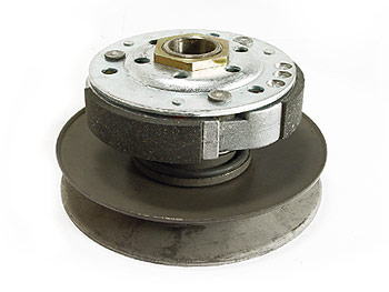 Pulleys with clutch - original