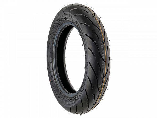 Racing tires - Heidenau K80R SRM2, medium - 100 / 90-12