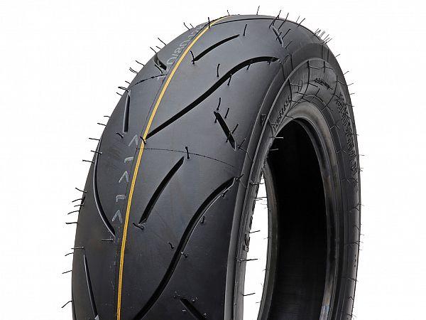 Racing tires - Heidenau K80R SRM2, medium - 120 / 80-12