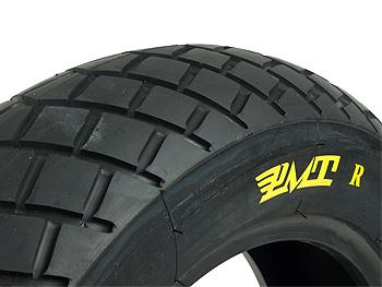 """Racing Tires - PMT Rain - 12 """", 100 / 90-12"""