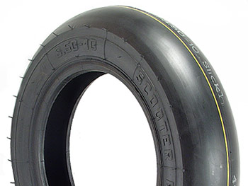 Racing Tires - Stage6 Racing Slick - 130 / 60-13