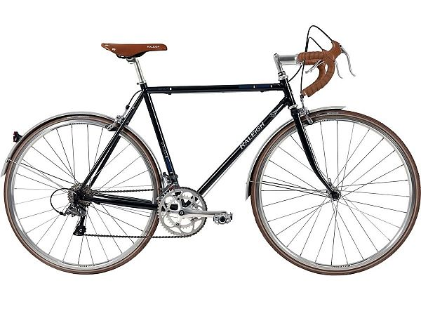Raleigh Devon Road navy - Herrecykel - 2019