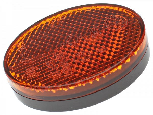 Rear fender reflector - original