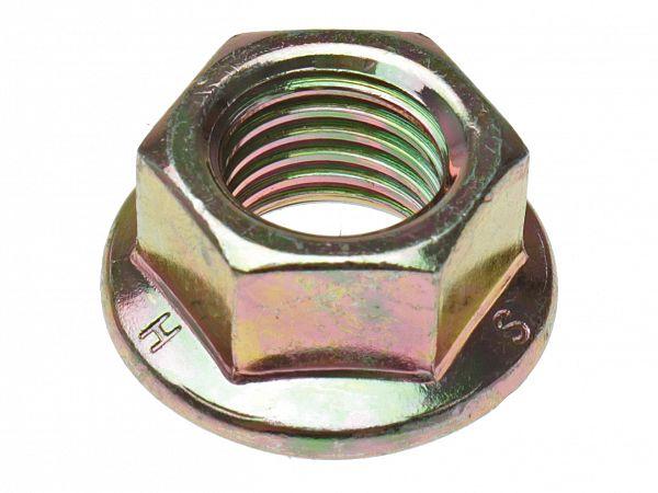 Rear shock absorber nut - original