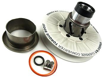 Remskiver - Stage6 R/T Oversize Torque Boost 128mm