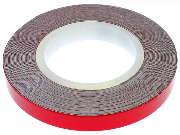 Rim band 7 x 6000mm - red reflecting