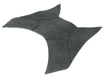 Rubber mat for foot plate - original