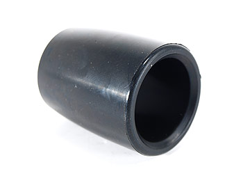 Rubber transition to muffler - Polini