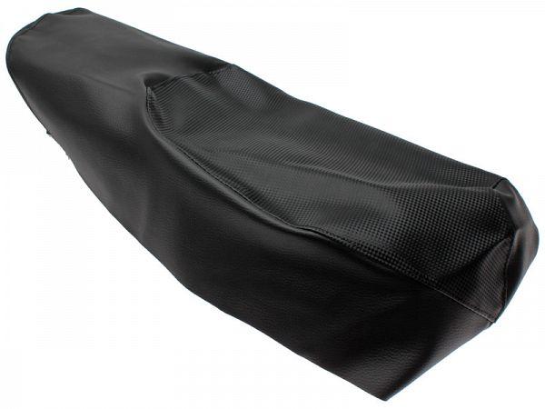 Sædebetræk carbon look