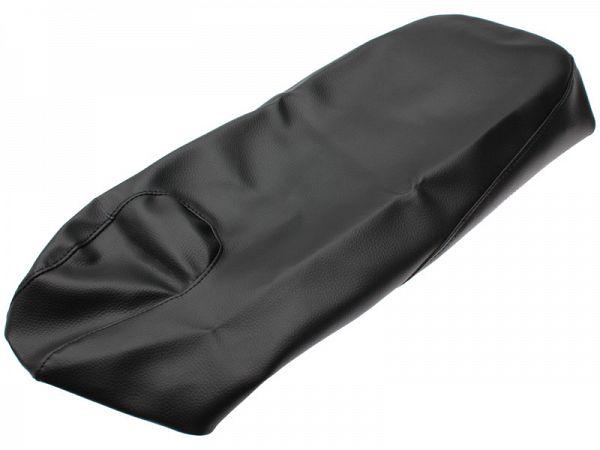 Sædebetræk sort