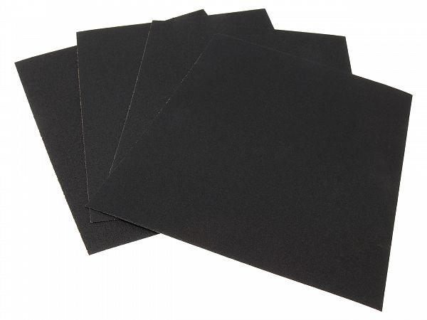Sandpaper Set - 1xP240 2xP400 1xP600 - HPX