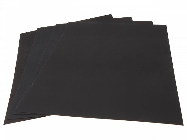 Sandpaper set - 1xP80 2xP120 1x180 - HPX