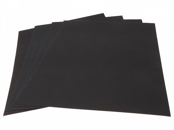 Sandpapir sæt -  1xP80 2xP120 1x180 - HPX