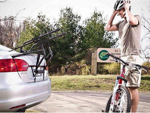 Saris Sentinel Cykelholder, 3 cykler