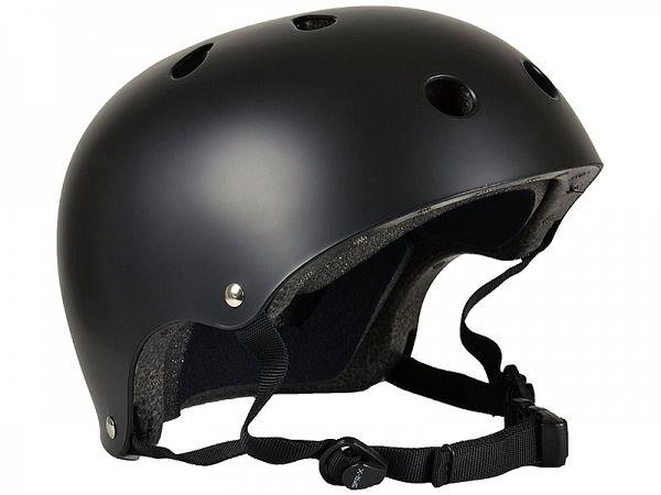 SFR Essentials sort Børne Cykelhjelm