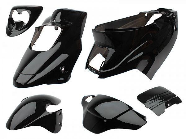 Shield Kit - Blank Black