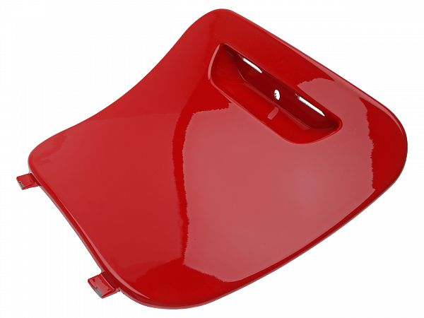 Shield over spark plug - red - original