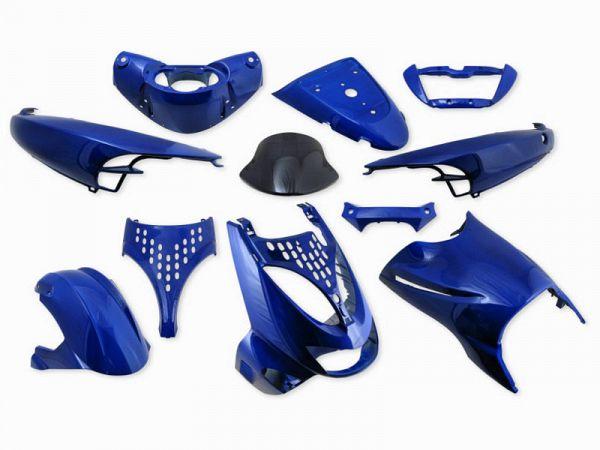 Shield set - Blue, 11 parts