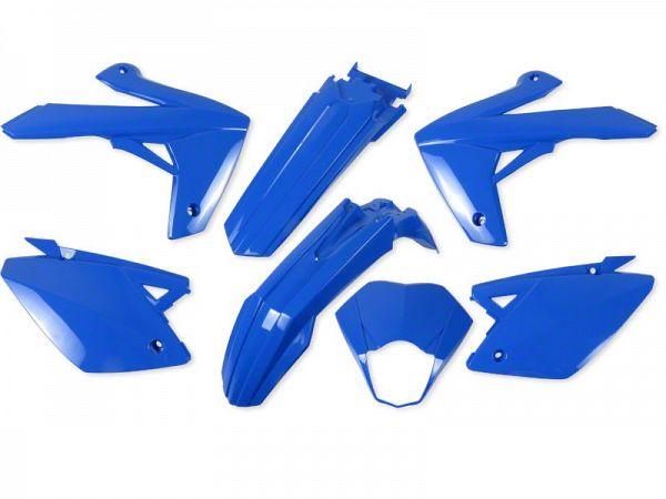 Shield set - Blue, 7 parts
