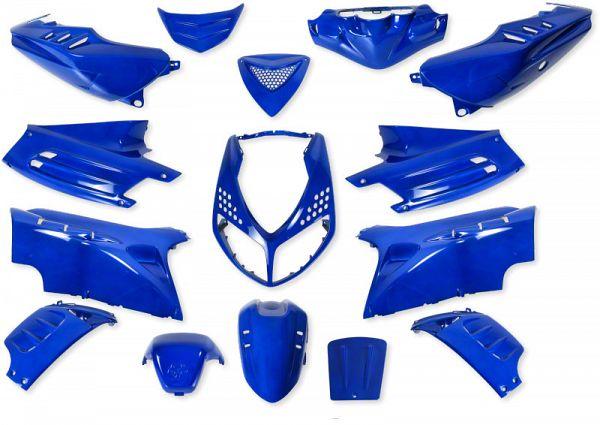 Shield set - Cobalt blue, 15 parts