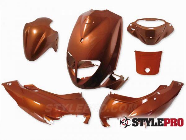 Shield set - Copper, 6 parts