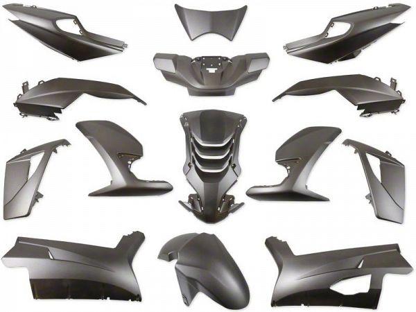 Shield set - Food gray, 14 parts